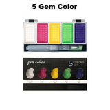 Metallic Watercolors - Set of 5/8