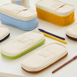 Block Colour Stationery Pouch