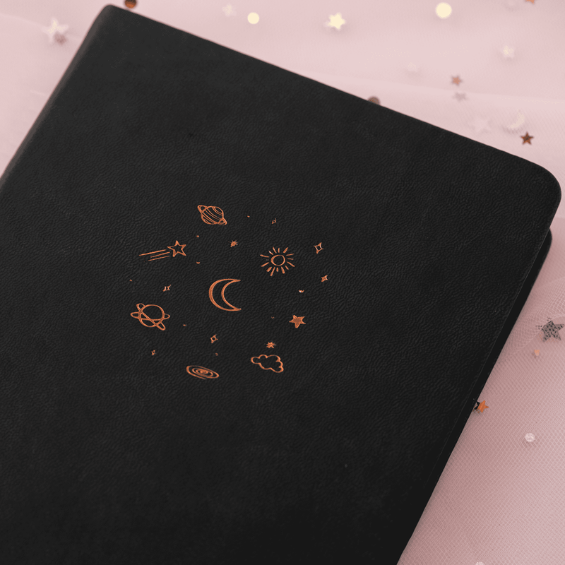 Tsuki 'Night time' Limited Edition Bullet Journal ☾