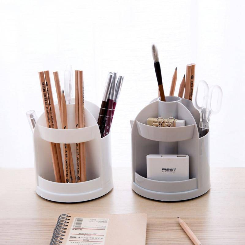 Rotating Desk Organiser