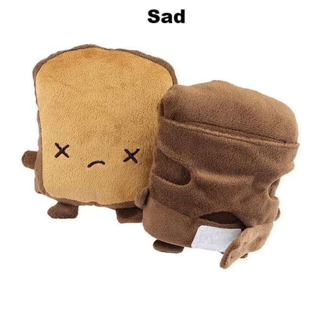 Kawaii Bread Hand-Warmer