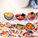 Japanese Food Sticker Set