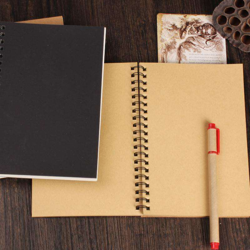 Retro Craft Notebooks