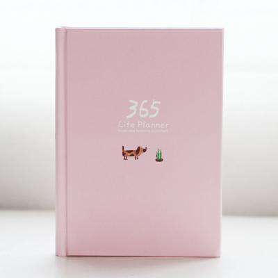 365 Life Planner - Mixed Planner Pages