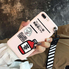 Japanese Tea iPhone Case