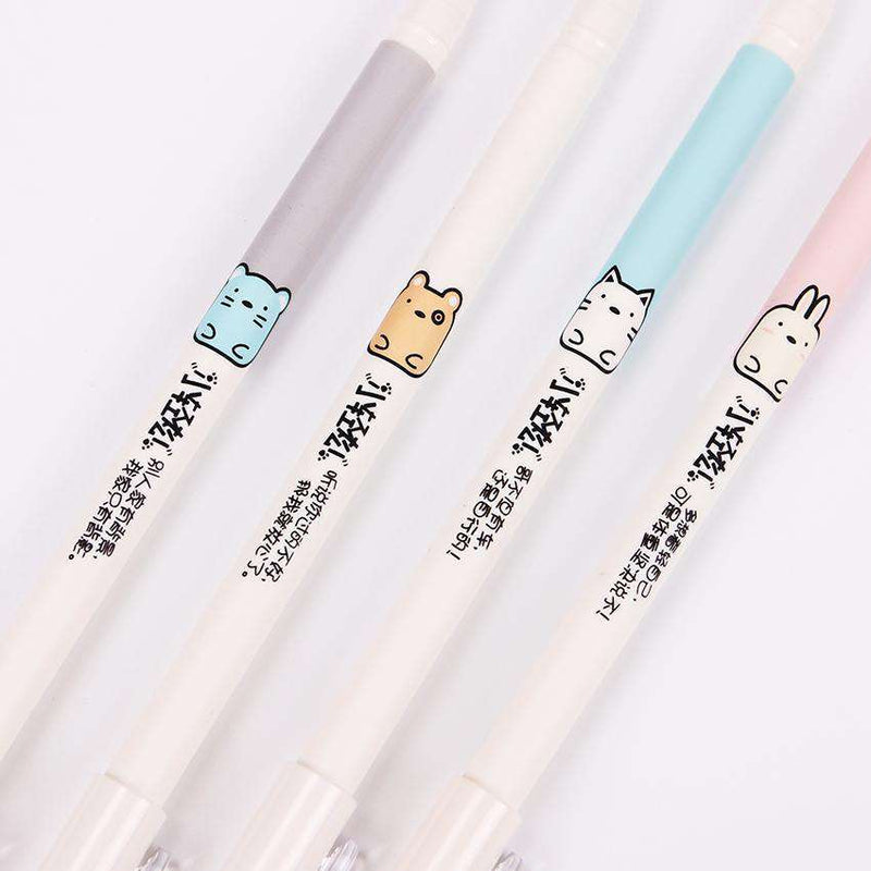 Cute Animal Pens - Set of 4