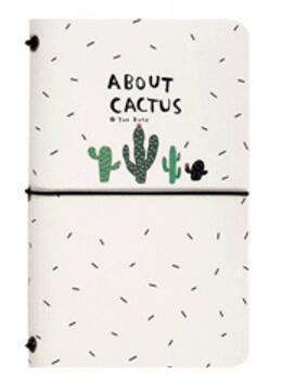 About Cactus Midori Travel Notebook + 2 Inserts