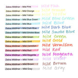 Zebra Mildliner Double Ended Highlighter