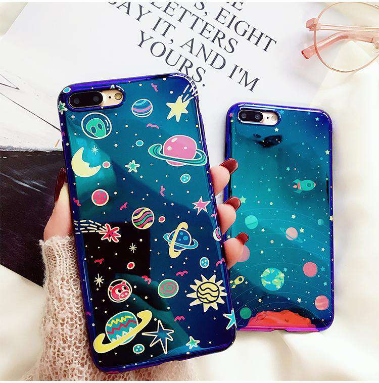 Universe Series iPhone Case