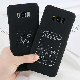 Galaxy Matte Phone Case for Samsung! - 2 designs