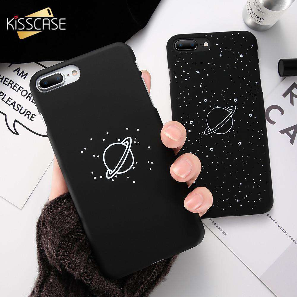 Galaxy Matte Phone Case for iPhone