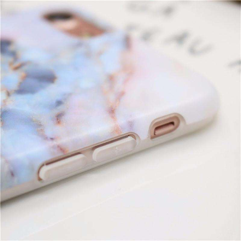 Marble Stone Phone Case Cover For Iphone