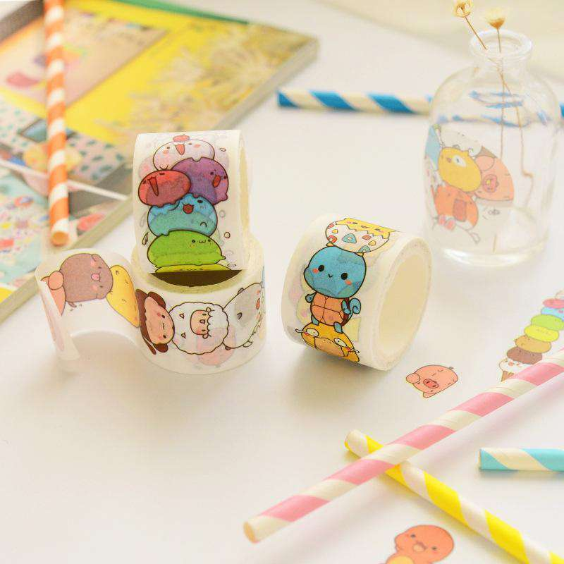 Japanese Friends Washi Tape