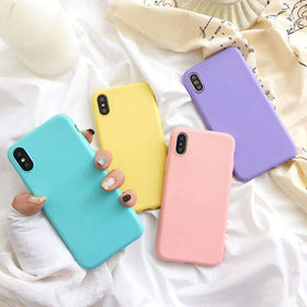 Candy Matte iPhone Case