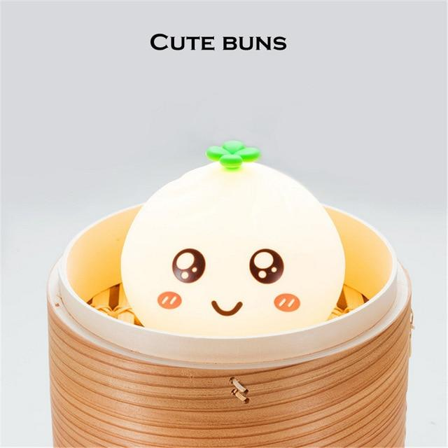 Happy Bao LED Night Light