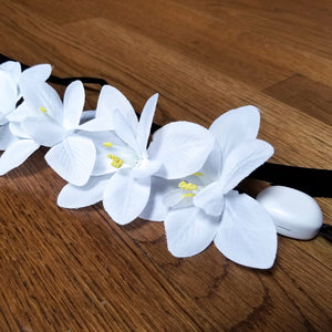 Crown: Lumio Designs LED Flower Crown