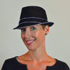 Flash: Lumio Designs light up EL Wire fedora