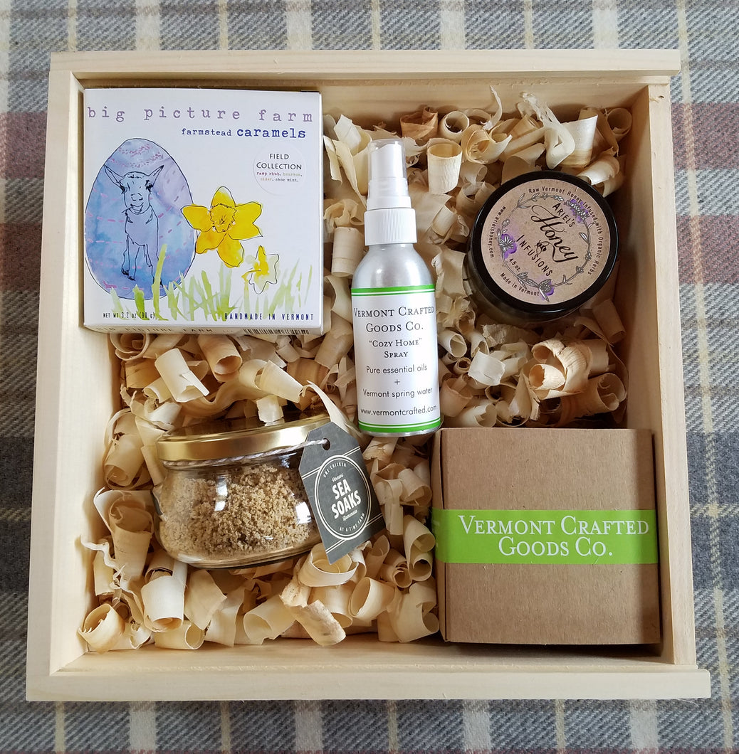 Sanctuary at Home box