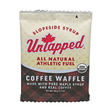 Untapped Waffles and Syrup