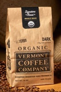 Vermont Coffee Company Organic Whole Bean Coffee