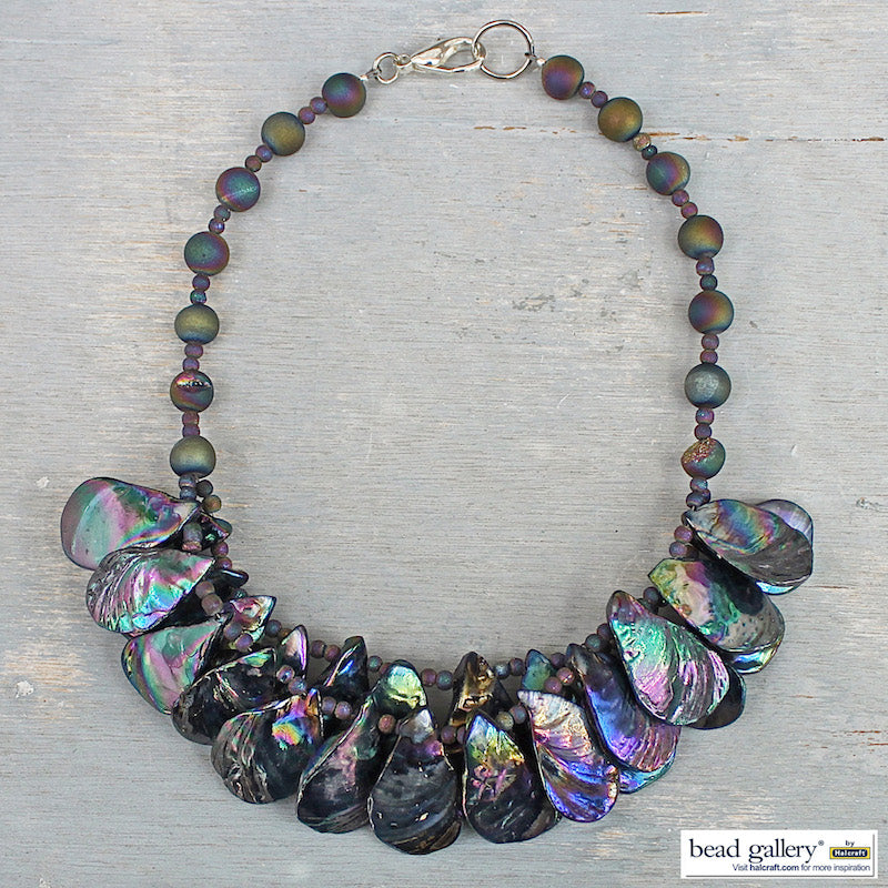 Aurora Borealis Jewelry Set