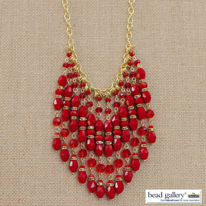 Scarlet DIY Jewelry Set