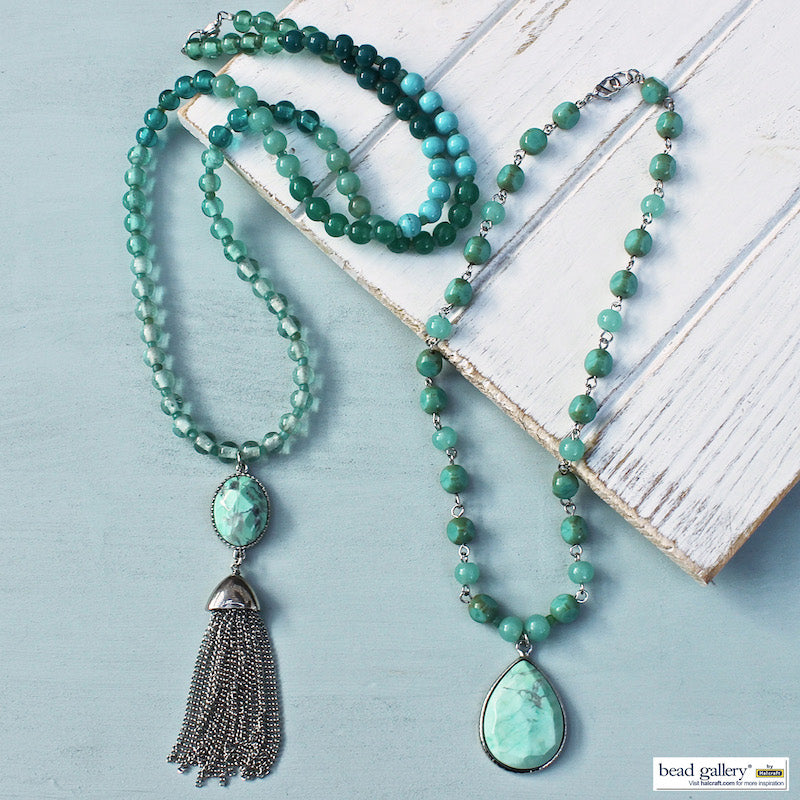 DIY Sea Breeze Jewelry Set