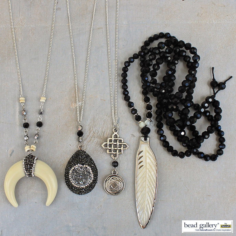 Ebony Coast Jewelry Set