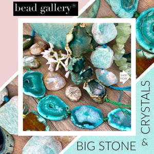 Big Stone Nuggets & Crystals by Halcraft Collection