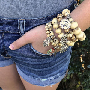 Avi DIY Bracelet Stack by Halcraft Collection