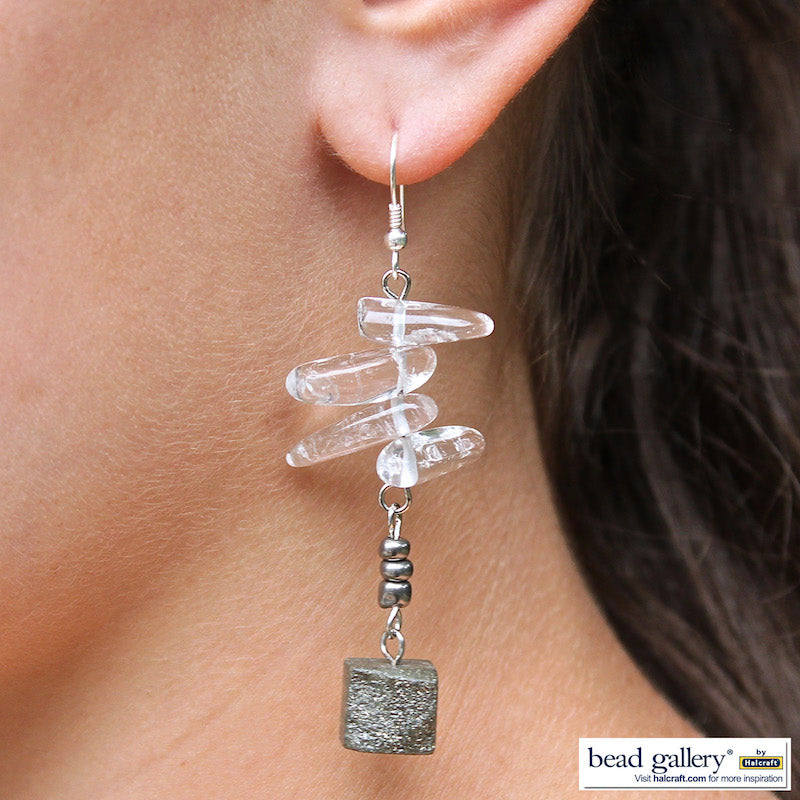 metro-metal-earrings-model-watermark