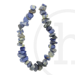 African Sodalite NuggetsBeads by Halcraft Collection