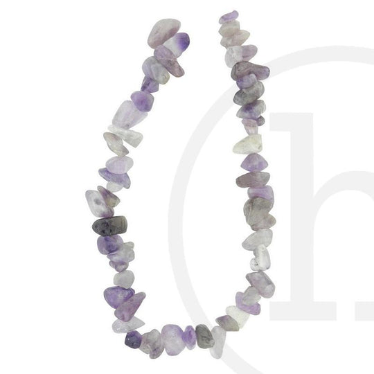 Amethyst Chips Ab GradeBeads by Halcraft Collection