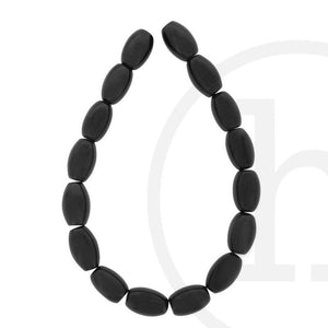 Black Agate Oval 8�����10mm