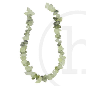 Green Garnet ChipsBeads by Halcraft Collection