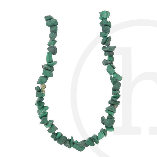 Stone Beads, Stone, Stone Bead, Stone, Beads, Semi-precious, Stone, Green, Chips, Malachite