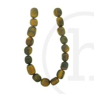 Yellow Tiger Eye (B Grade) Small Nugget 12�����7mm