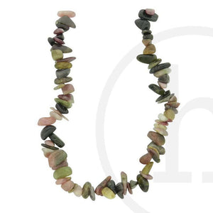 Multi Tourmaline ChipsBeads by Halcraft Collection