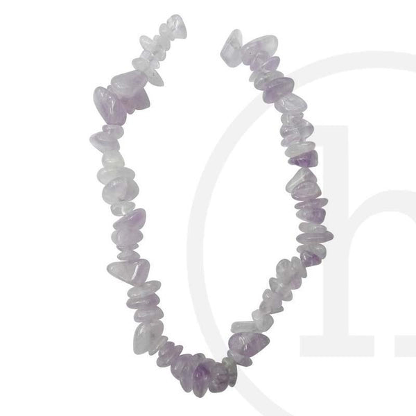 Stone Beads, Stone, Stone Bead, Stone, Beads, Semi-precious, Stone, Amethyst, Chips, Dyed Amethyst, Purple
