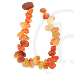 Dyed Agate(Red) Tear Drop Nuggets RedBeads by Halcraft Collection