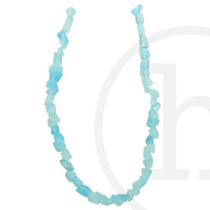 Stone Beads, Stone, Stone Bead, Stone, Beads, Glass, Aqua, Chips, Cat's eye