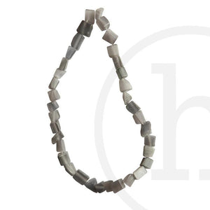 Stone Beads, Stone, Stone Bead, Stone, Beads, Glass, Black, Chips, Cat's eye