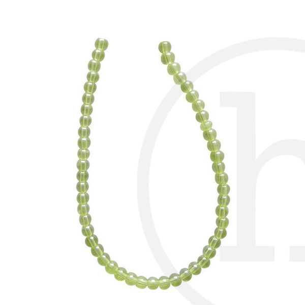 Glass, Glass Beads, Glass, Beads, Glass, Olive, Green, Moss, Olivine, Luster, Round, 4mm, 6mm, 8mm, 10mm
