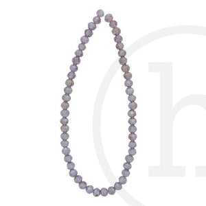 Glass Beads, Glass, Beads, Glass, Light Amethyst, Lavender, Purple, AB, Faceted, Round, 4mm, 6mm, 8mm