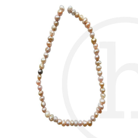 Pearl Beads, Pearl, Pearls, Beads, Freshwater Pearls, Amethyst, Freshwater Pearl, Potato, 4.2mm, 4mm