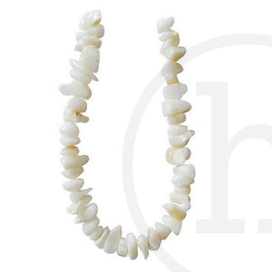 River Shell Chips NaturalBeads by Halcraft Collection