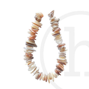 Pearl Beads, Pearl, Pearls, Beads, Shell, Natural, River Shell, Chips