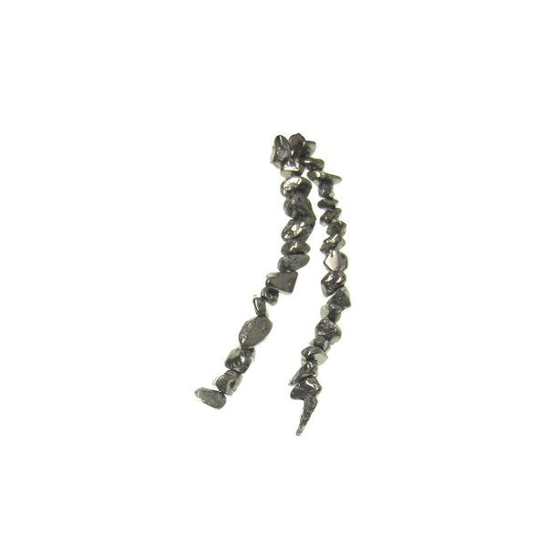 Pyrite Cut Stone 8-12mm Nugget