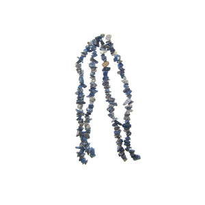 Reconstituted Lapis Lazuli Chips StoneBeads by Halcraft Collection