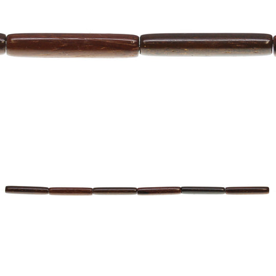 Costa Rican Rosewood Tube 5x30mm
